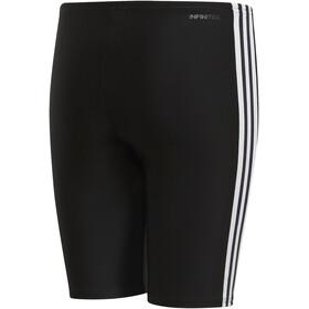 adidas Fit 3S Caleçon de bain Garçon, black/white